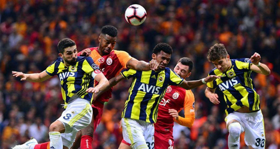 Fenerbahçe ile Galatasaray 389. randevuda