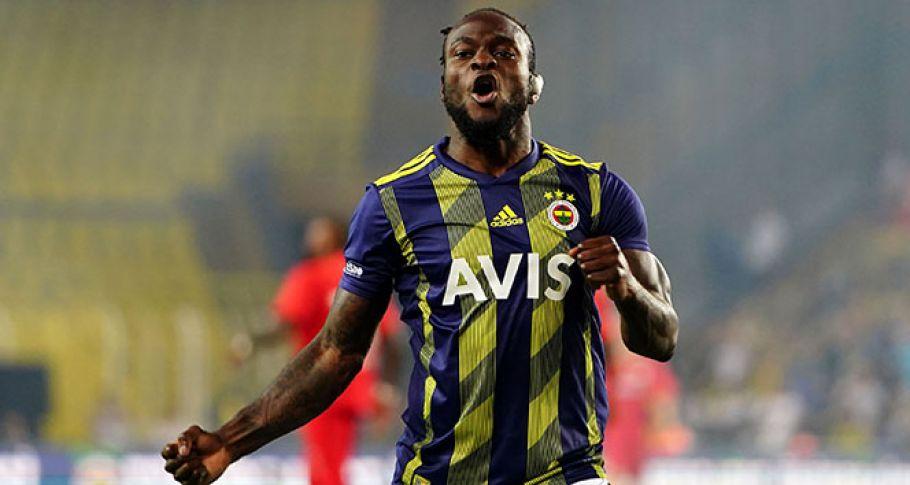 Fenerbahçe'ye Moses şoku!