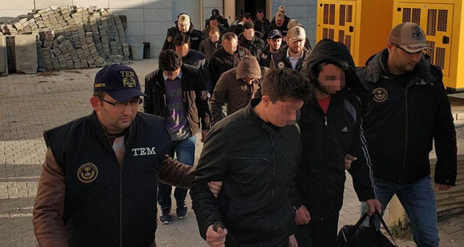 FETÖ operasyonunda 12 asker adliyeye sevk edildi