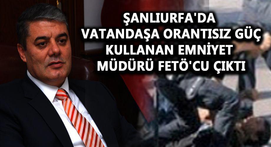 """FETÖ'cü polislerin """"Gülen yüzlü"""" müdürü de firar!"""