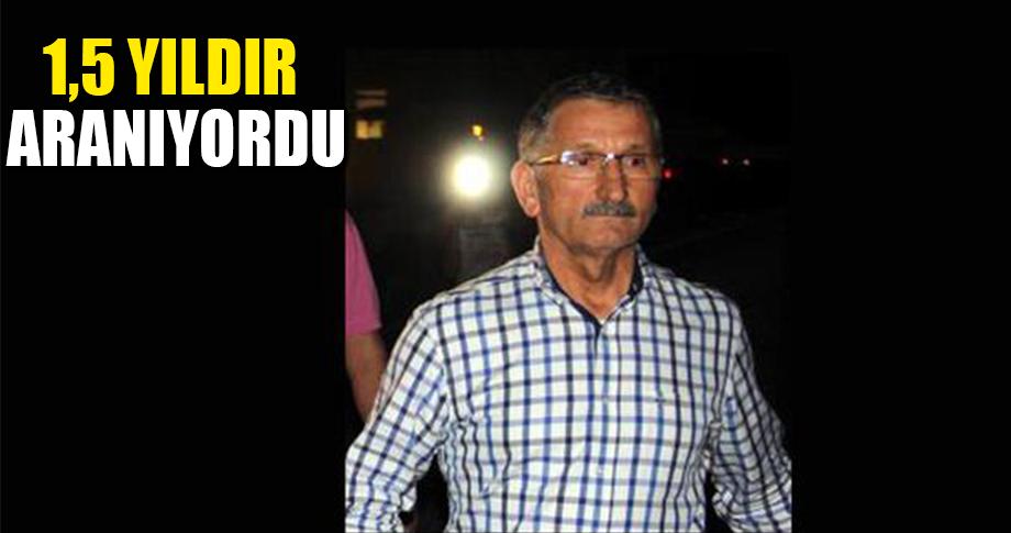 FETÖ'nün Kayseri 'adliye imamı' Ankara'da yakalandı