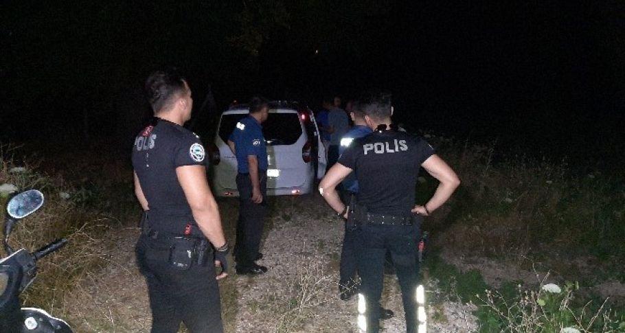Firari şahıs ile polis arasında nefes kesen kovalamaca