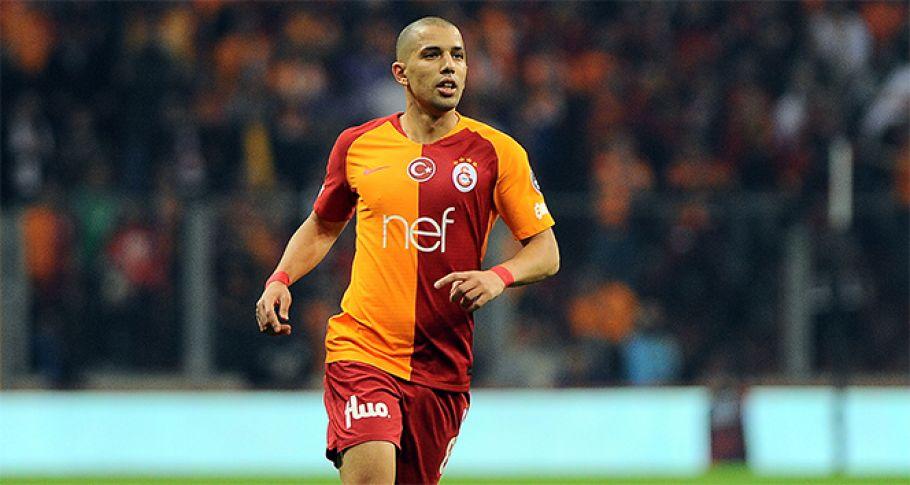 Galatasaray'a iki kötü haber! Feghouli ve Semih Kaya...