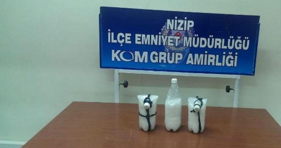 G.Antep'te uyuşturucu operasyonu: 1 gözaltı