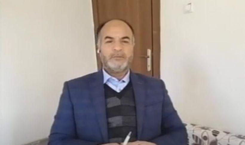 Gazeteci Mehmet Dikeç, Edessa TV ekranlarında Akçakale gündemini değerlendirdi - Videolu