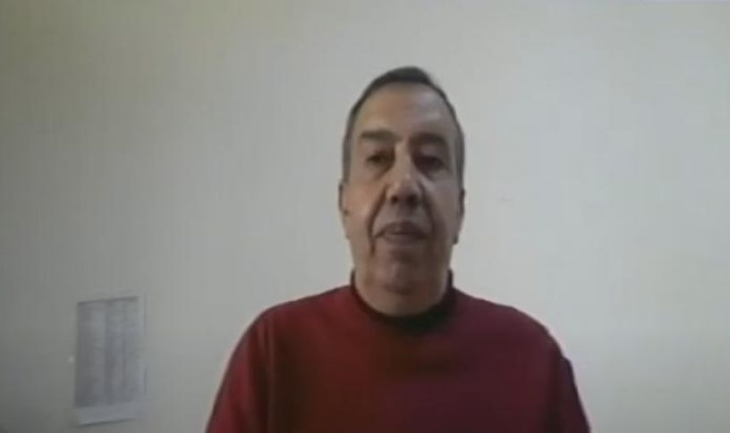 Gazeteci Çapanak, Edessa Tv'de Viranşehir gündemini değerlendirdi (videolu)