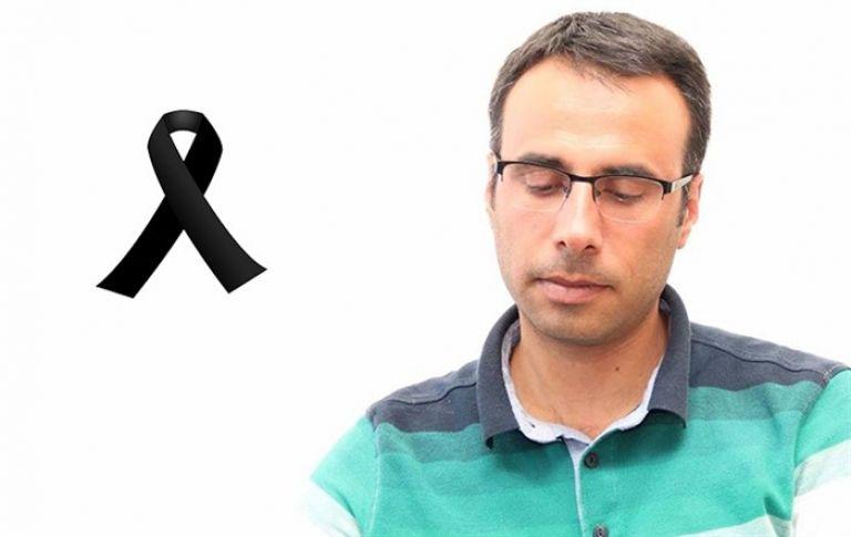 Gazeteci Hüseyin Özkan'ın acı günü!
