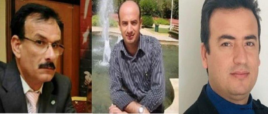 Gazeteci İmam ve Halil Anuk'un babaları Hüseyin Anuk yaşamını yitirdi.
