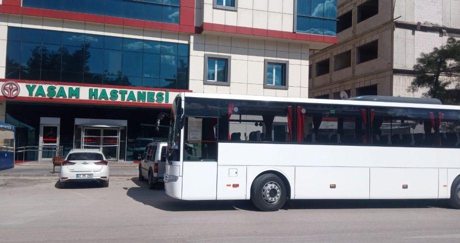Gaziantep Büyükşehir 3 Bin 785 Sağlıkçı Ve 542 Vatandaşa Ulaşım Desteği Sağlandı