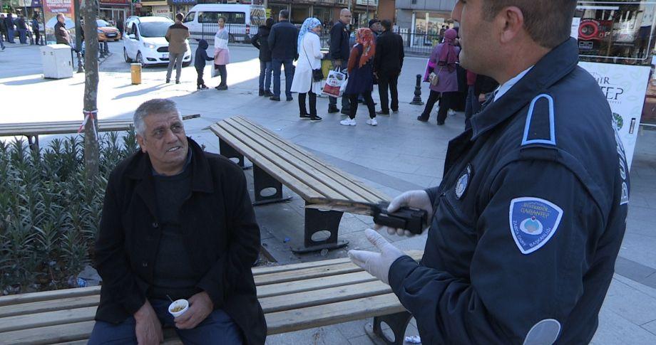 Gaziantep Büyükşehir,  65 yaş ve üstü vatandaşları...