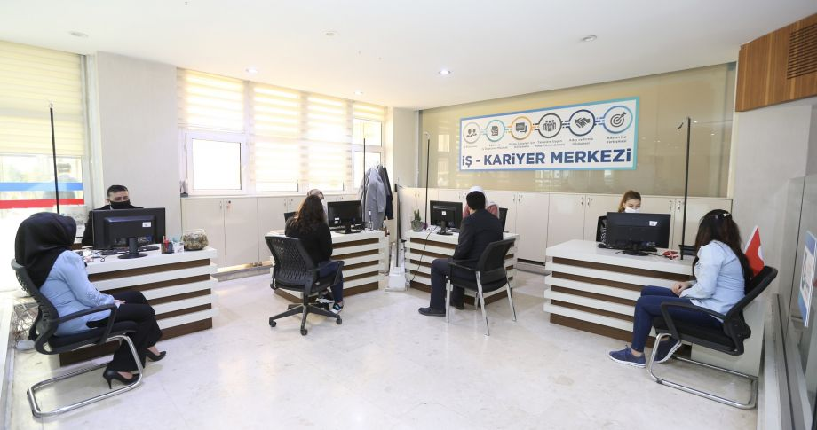 Gaziantep Büyükşehir Belediyesi İş Ve Kariyer Merkezi...
