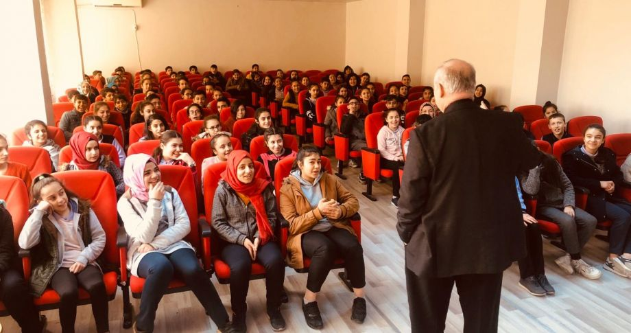 Gaziantep Büyükşehir , Çocuklara Teknoloji ve iletişim Eğitimi Verdi