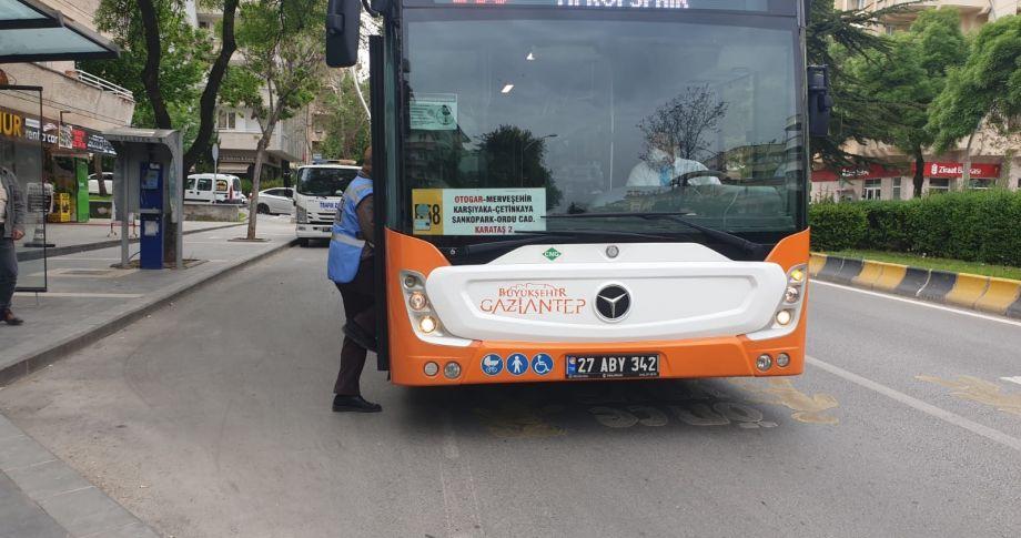 Gaziantep Büyükşehir, Corona Denetimlerini Yoğunlaştırdı