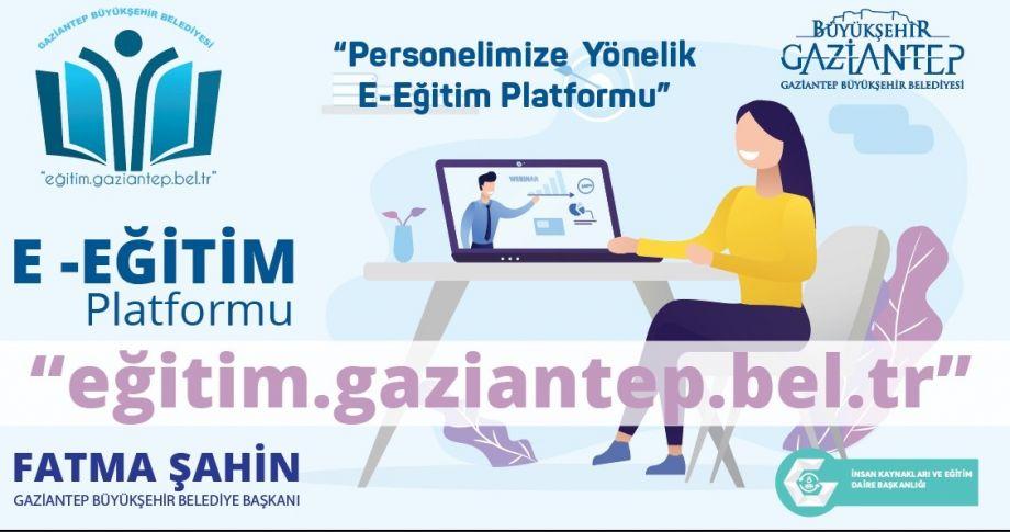 Gaziantep Büyükşehir Dijital Altyapısını Geliştirmeye Devam Ediyor