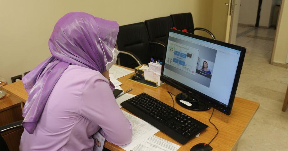 Gaziantep Büyükşehir'den Evimizin Sağlık Elçileri Projesi