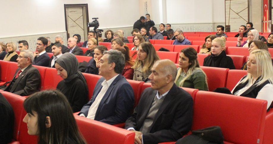 Gaziantep Büyükşehir'den ''Gaziantep Kültüründen Örnekler'' Söyleşisi