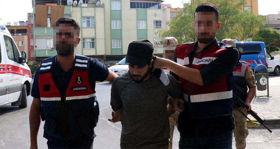 Gaziantep'i kana bulamaya hazırlanan canlı bomba yakalandı