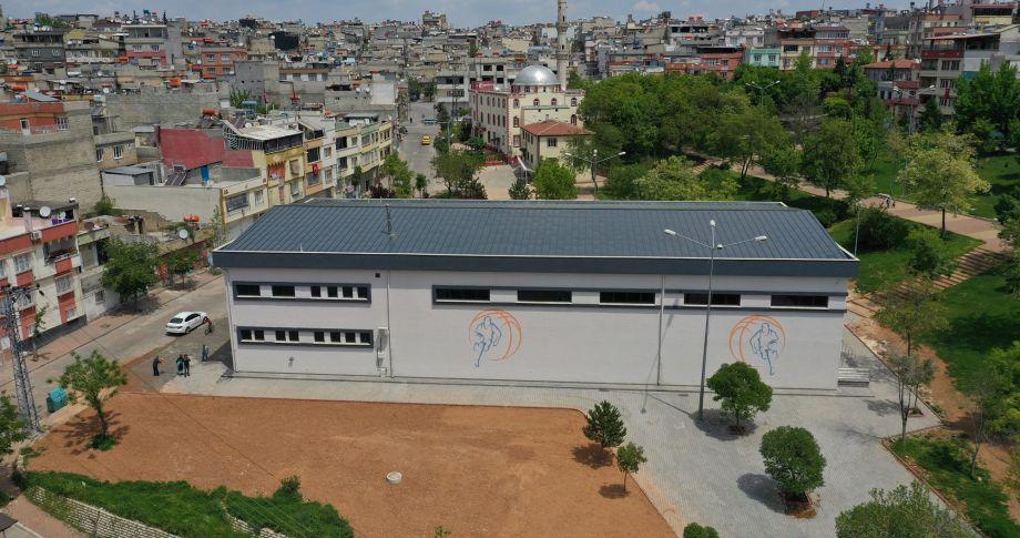 Gaziantep'in Büyükşehir sporun ve sporcunun yanında!