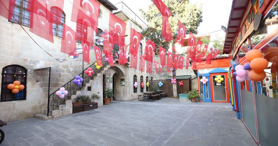 Gaziantep'te 23 Nisan Kutlamaları Dolu Dolu Geçecek