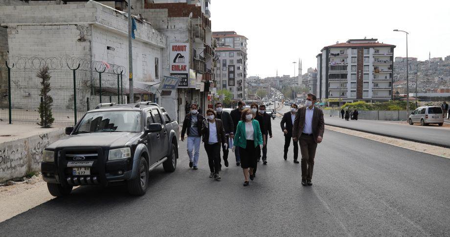 Gaziantep'te Bu Yıl 210 Kilometrelik Yol Çalışması Yapılacak