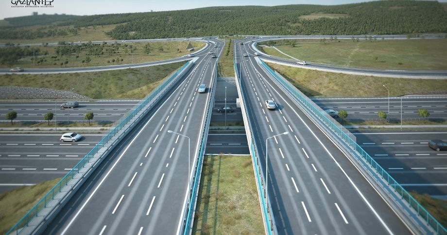 Gaziantep'te İbrahimli ve Karataş bölgesi trafiğini rahatlatacak proje!