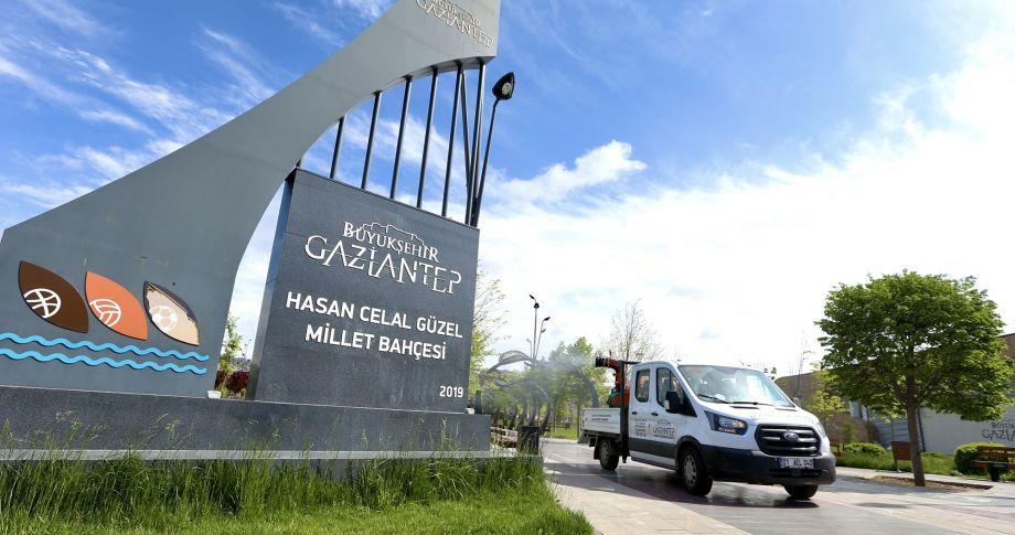 Gazinatep Büyükşehir Sineksiz Bir Yaz İçin Çalışmalarını Aralıksız Sürdürüyor