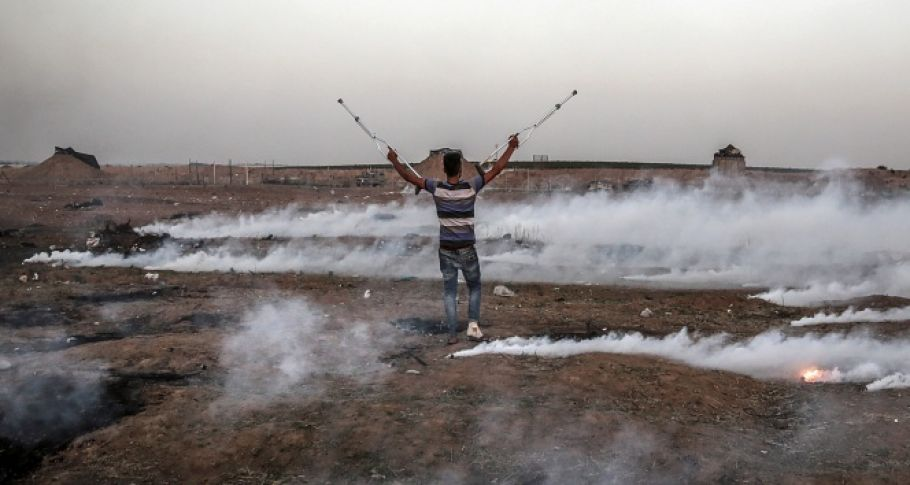Gazze'de hayatını kaybedenlerin sayısı 115 oldu!