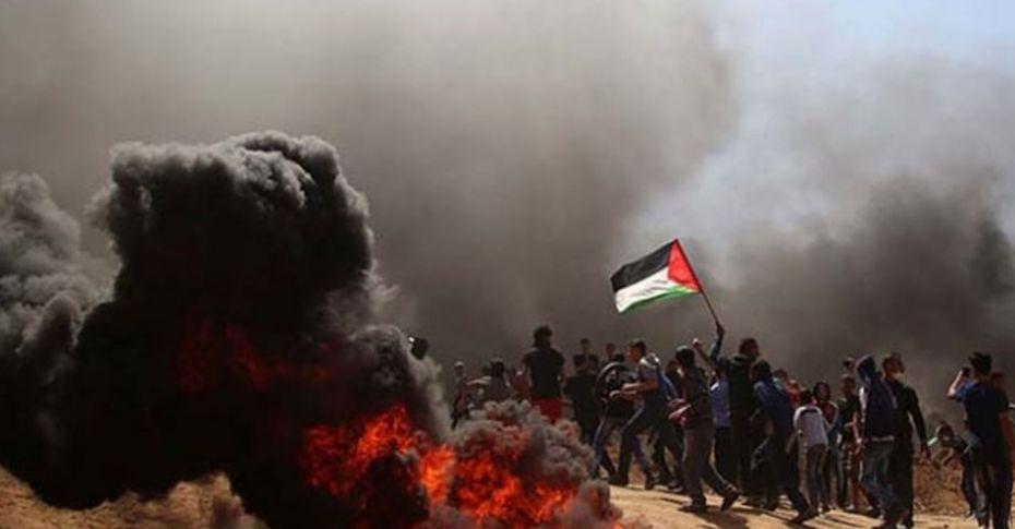 Gazze'de ölü sayısı 10'a yükseldi