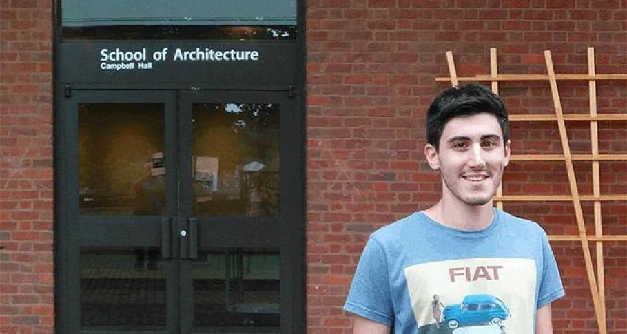 Genç Türk mimar ABD'de ödülleri topladı