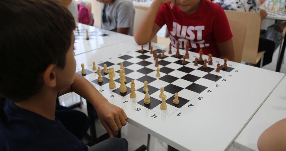 Gençler Haliliye Belediyesi İle Satranç Öğreniyor