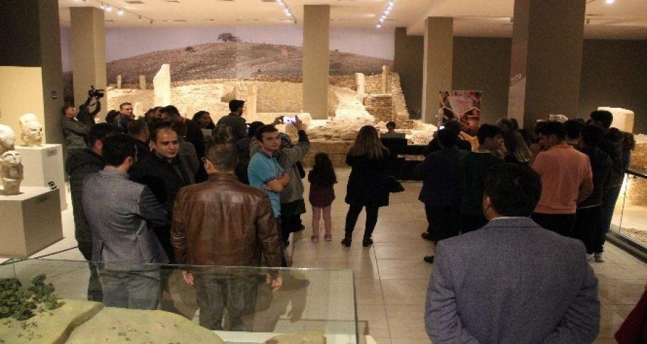 'Göbeklitepe yılı' ile Türkiye'nin en büyük müzesi ziyaretçi akınına uğruyor