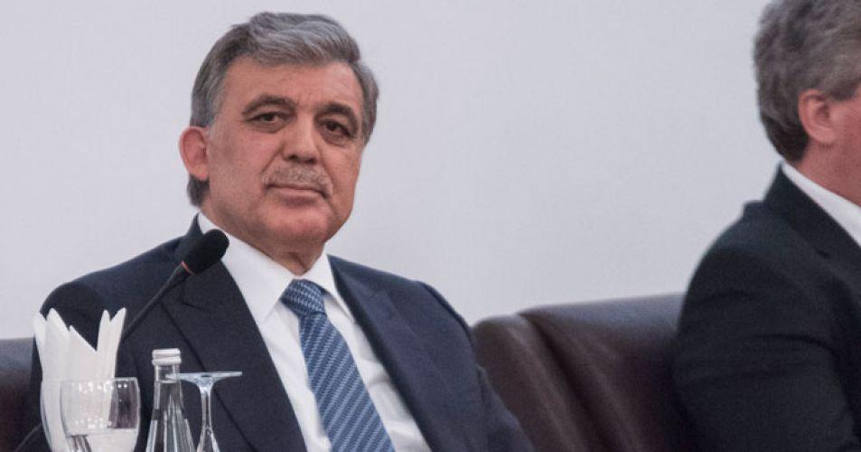 Gül AK Parti'nin kongresine katılmayacak