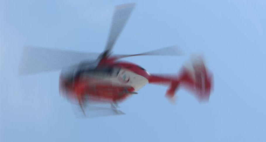 Güney Kore'de askeri helikopter düştü: 5 ölü, 1 yaralı