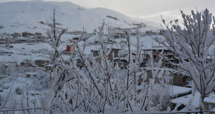 Hakkari'de 271 yerleşim yeri kapandı