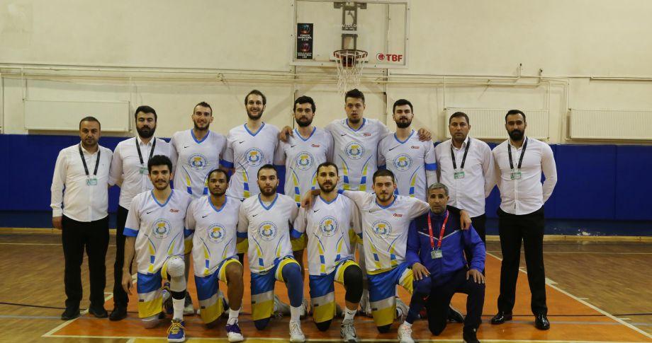 Haliliye Basketbol Takımı,Çeyrek Finale Yükseldi(Videolu)