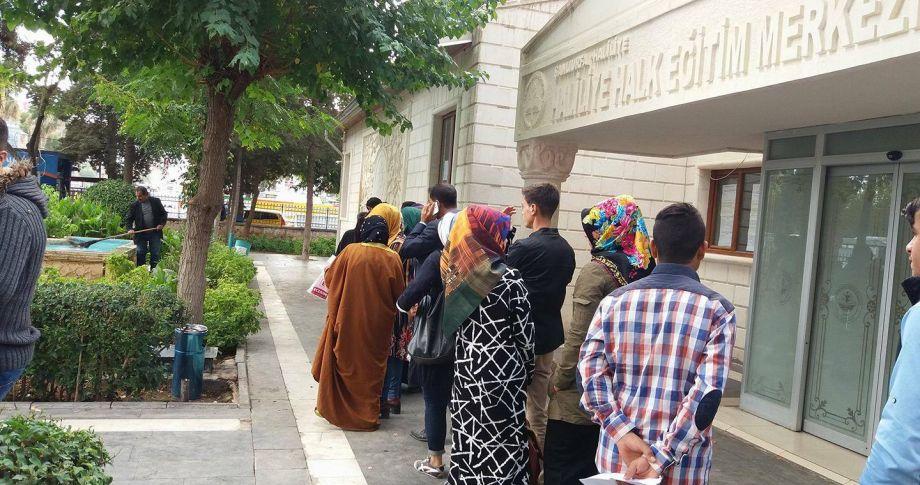 Haliliye Belediyesi kurs kayıtları devam ediyor