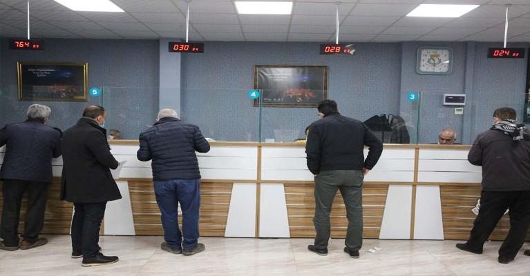 Haliliye Belediyesinden borç yapılandırma duyurusu