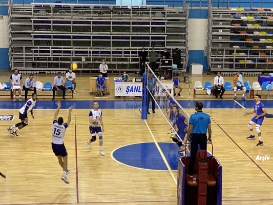 Haliliye Belediyespor:0 Arkas Spor:3