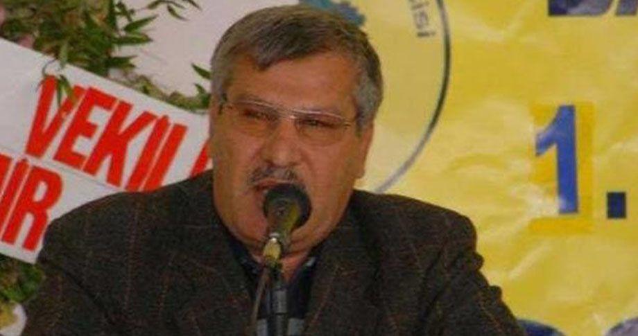 Haliliye İlçe Eş Başkanı gözaltına alındı