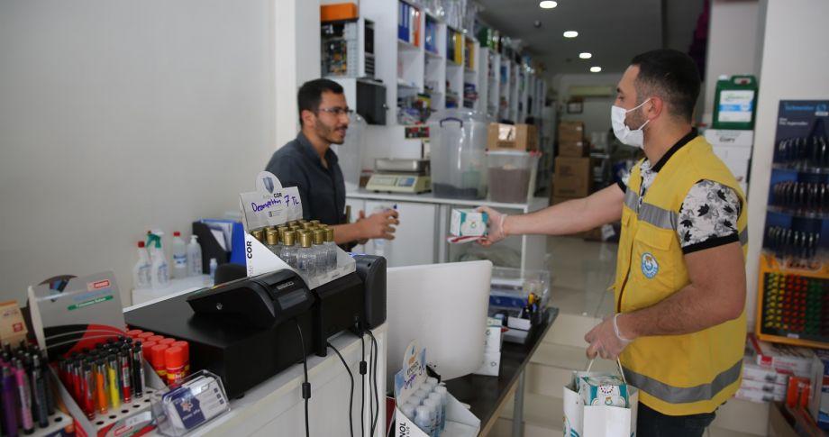 Haliliye Vatandaşların Hem Bayramını Hem Kandilini Kutladı (videolu)