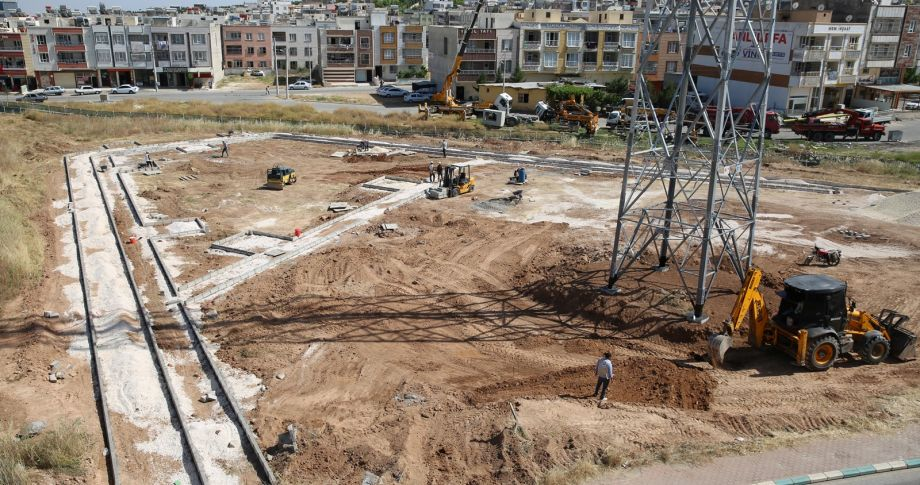 Haliliye Yeni Parklarına Kavuşuyor (videolu)