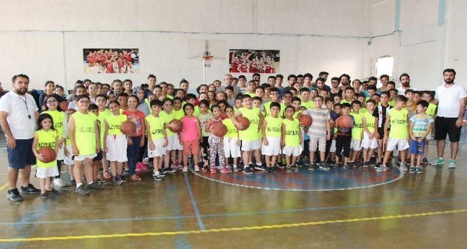 Haliliye'de 12 branşta yaz sporları