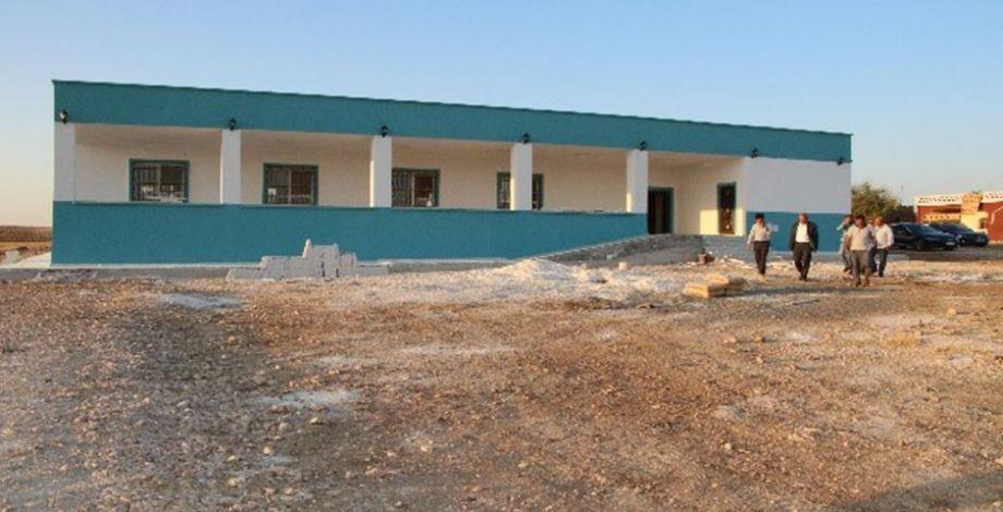 Haliliye'de çok amaçlı kültür evleri çalışmaları sürüyor