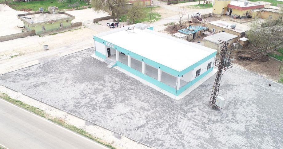 Haliliye'de Tamamlanan çok amaçlı kültür evleri hizmete sunuluyor (videolu)