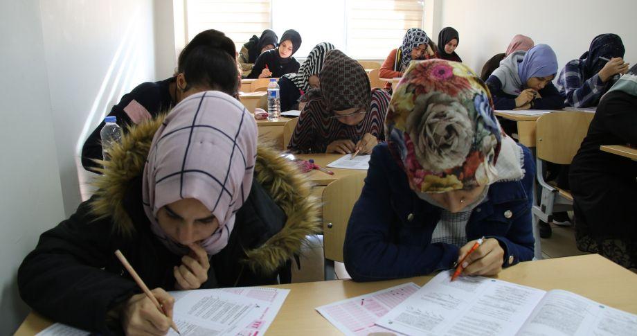 Haliliye'den Öğrencilere Ücretsiz Deneme Sınavları