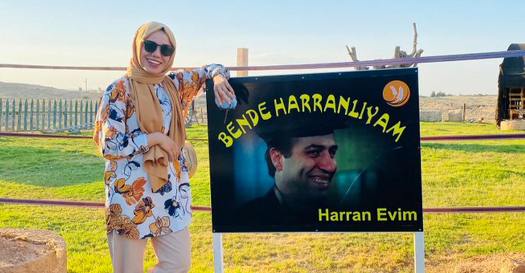 Harran'daki fotoğraf ilgi görüyor