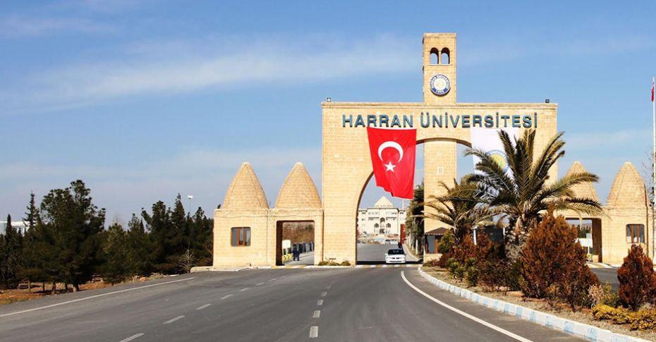 Harran Üniversitesi 1. oldu!