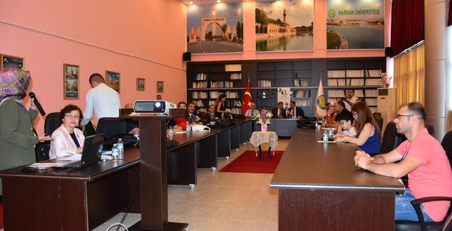Harran Üniversitesinde 2. Aroid Çalıştayı