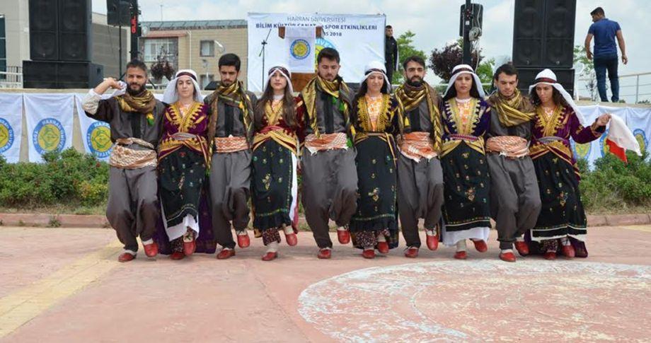 Harran Üniversitesinde 'Bahar Şenlikleri' başladı