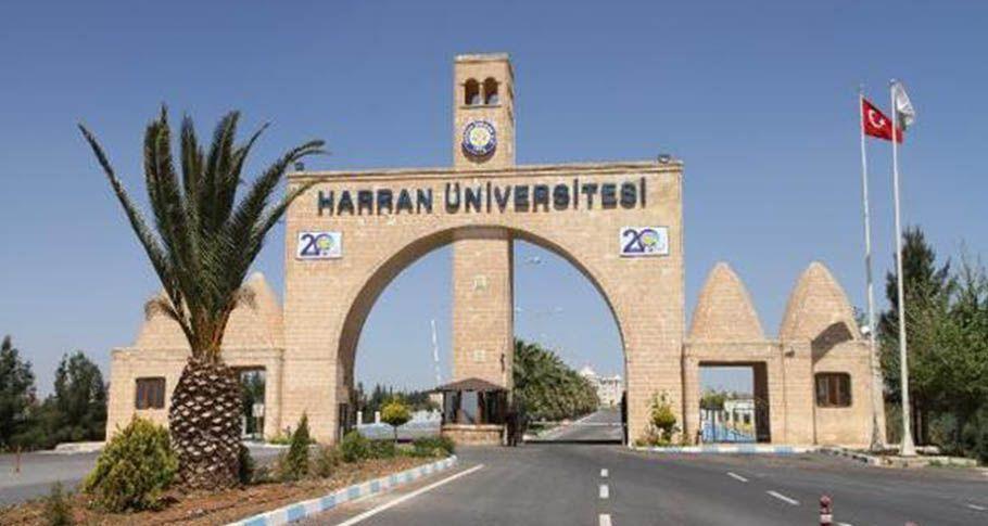 Harran Üniversitesinde yeni bir bölüm açıldı